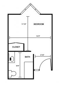 rehab floorplan