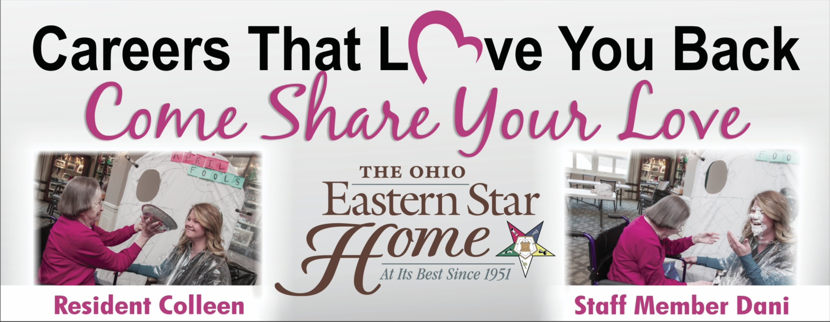 The OHio Eastern Star Home | Careers That Love You Back
