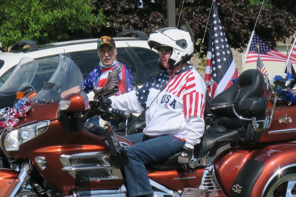 Memorial Day bikers 2