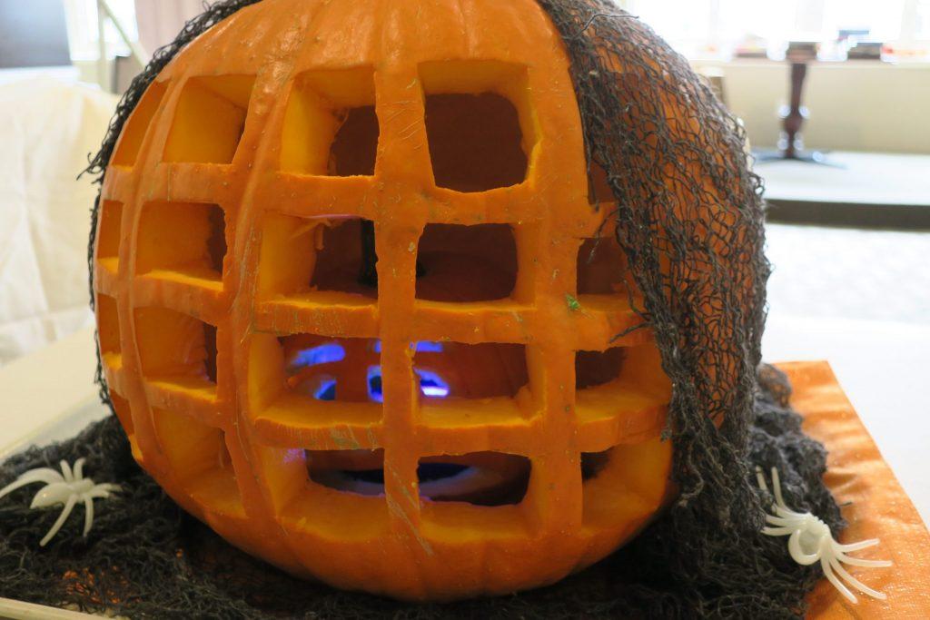Pumpkin in a Pumpkin